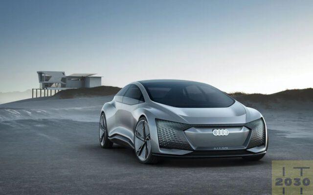 La nuova Audi Aicon elettrica