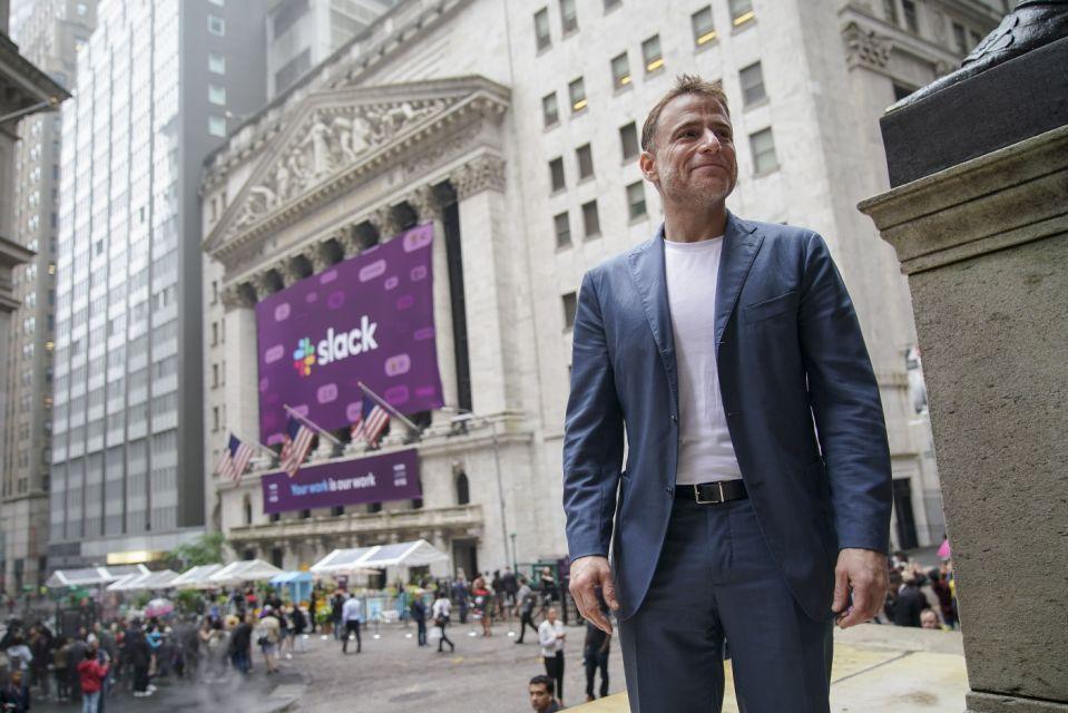 Stewart Butterfield, CEO di Slack