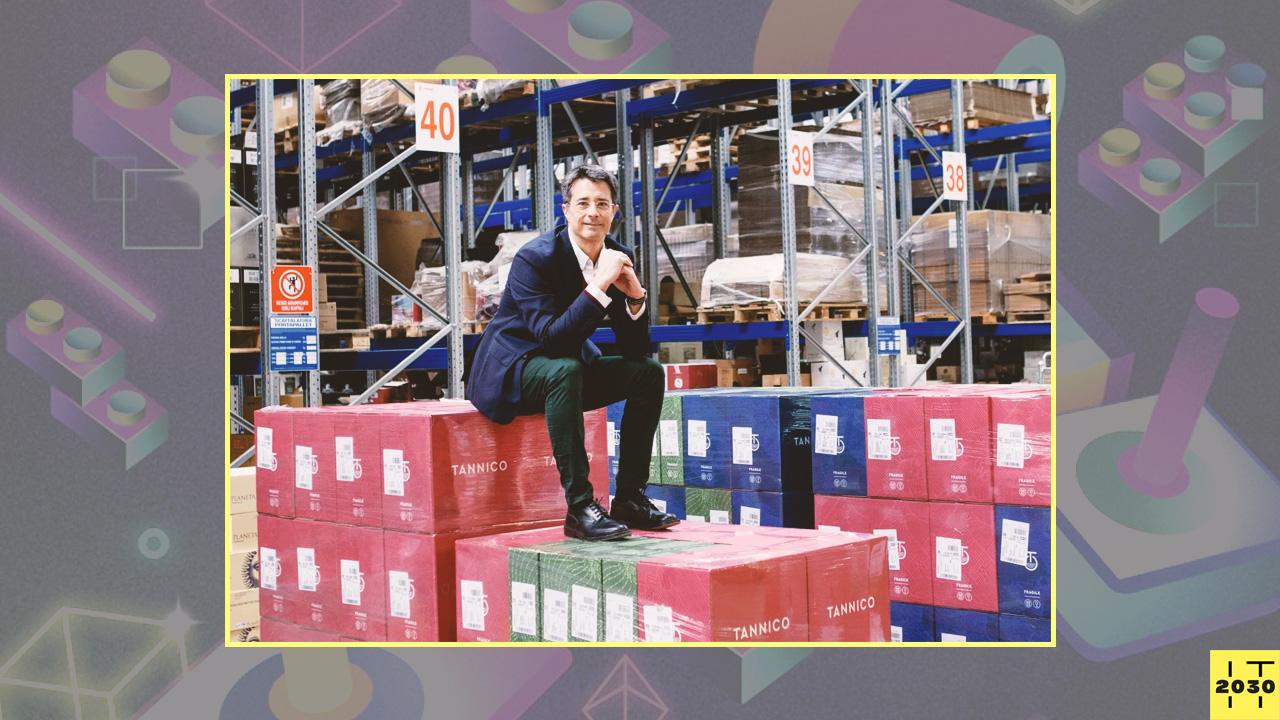 Marco Magnocavallo, CEO di Tannico
