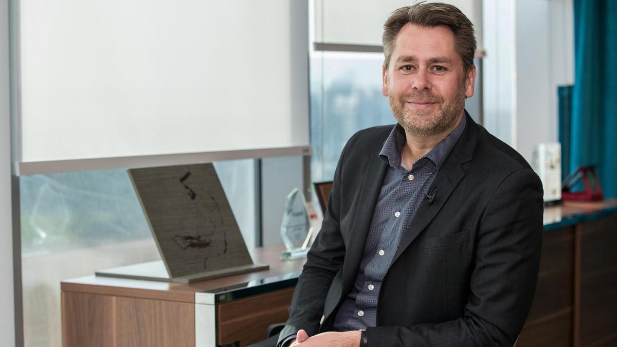 Casper Klynge, Vice President of European Government Affairs di Microsoft