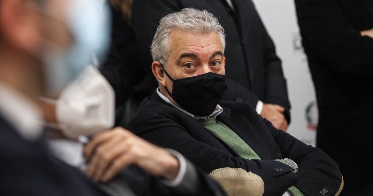 Il commissario straordinario del governo per l'emergenza sanitaria, Domenico Arcuri